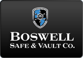 Boswell Safes & Vault Co. Logo